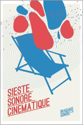 Sieste Sonore Cinématique graphisme by Stephane Perche